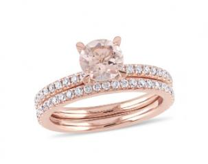 Bridal-sets ring